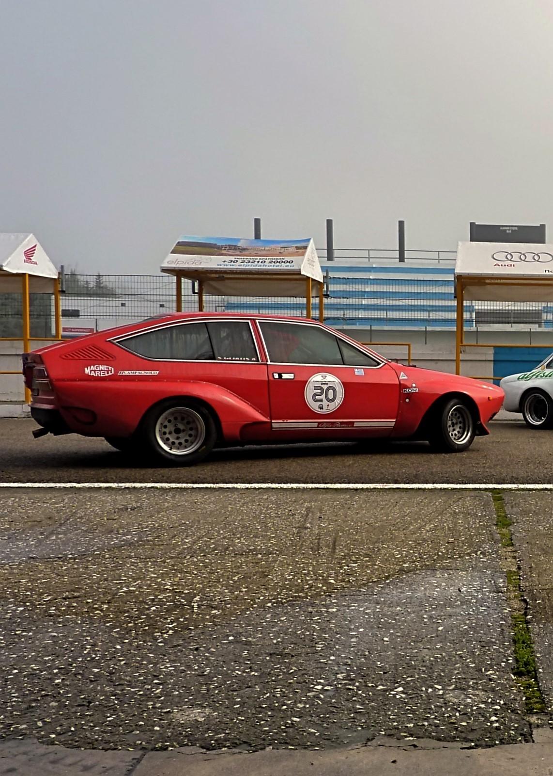 1974 Alfa Romeo Alfetta GT 1800 Group 2 (39)