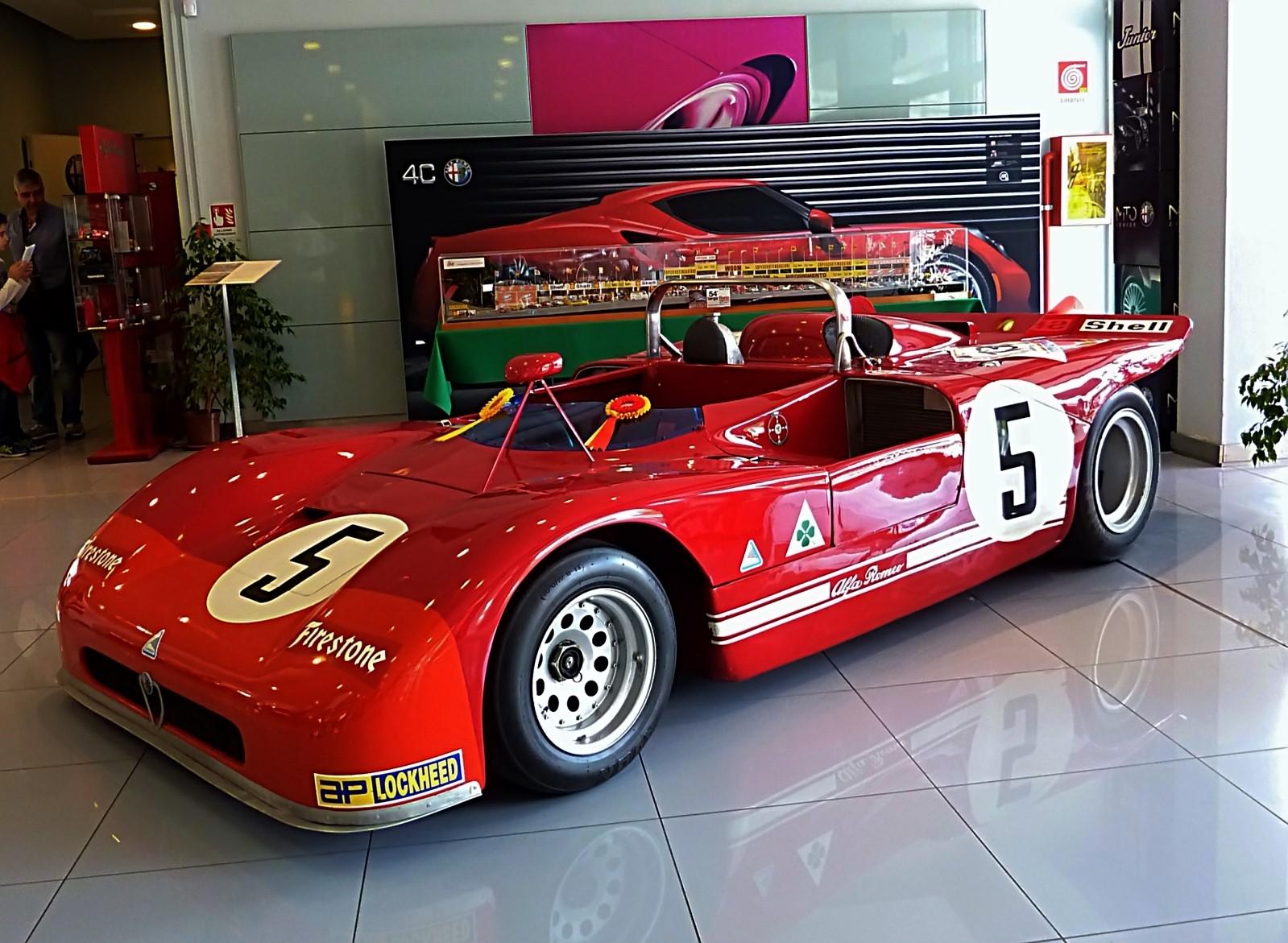 1971 Alfa Romeo T33-3 Spider  (16)