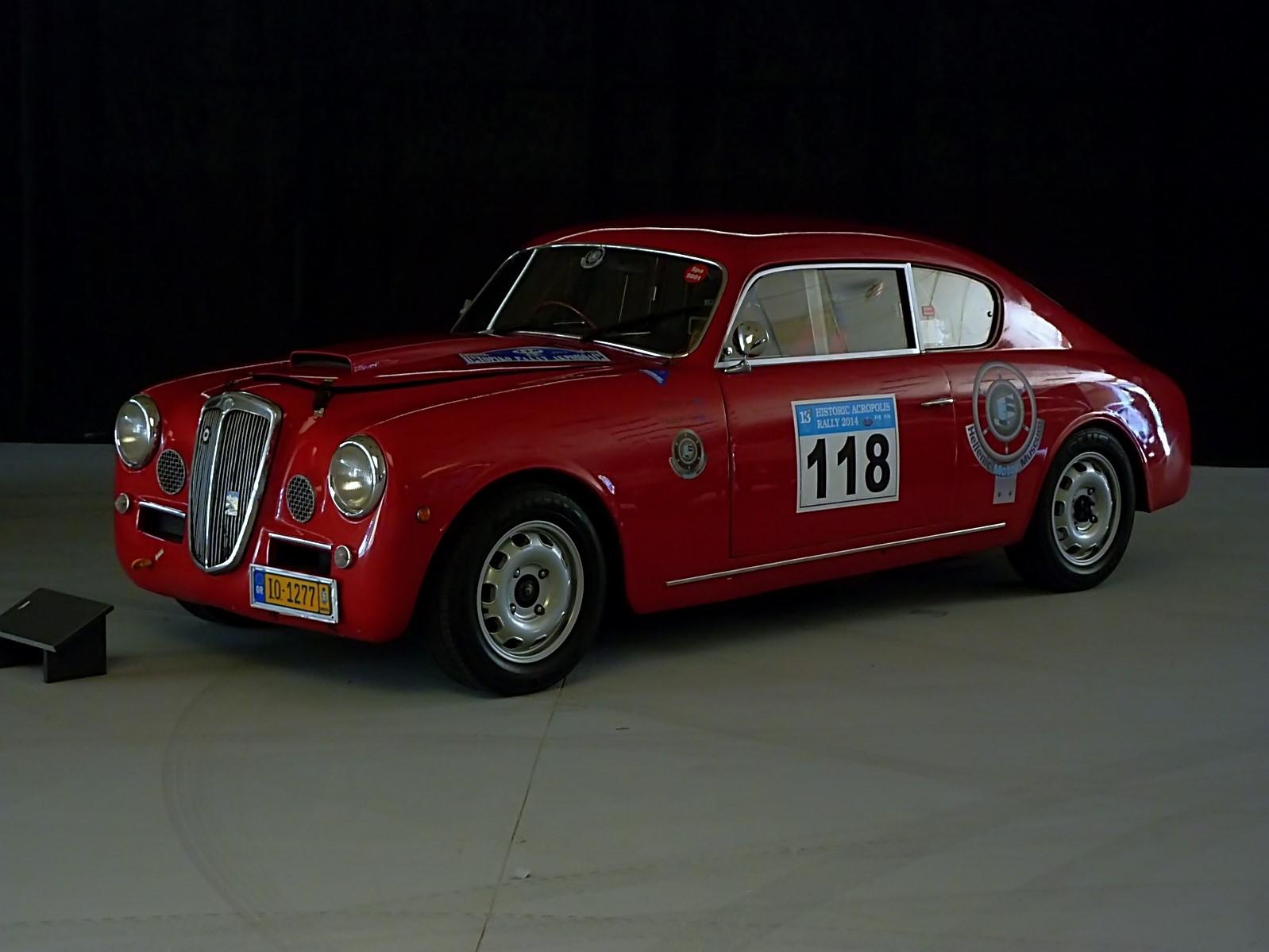 1953 Lancia Aurelia B24 ex L (23)