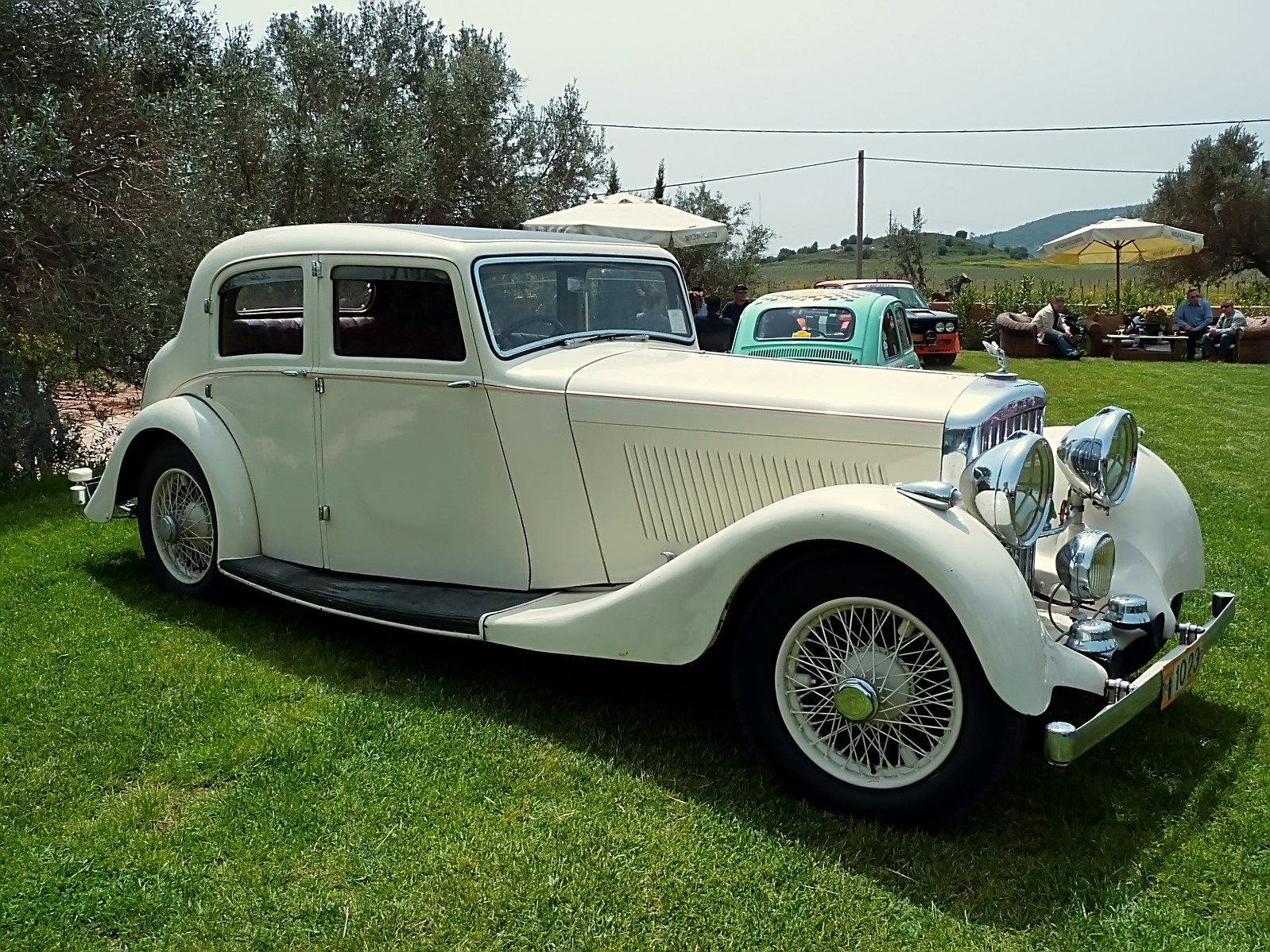 4th Classic Auto Show 2011 (32).jpg