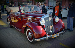 1949-52 MERCEDES 170S CABRIOLET