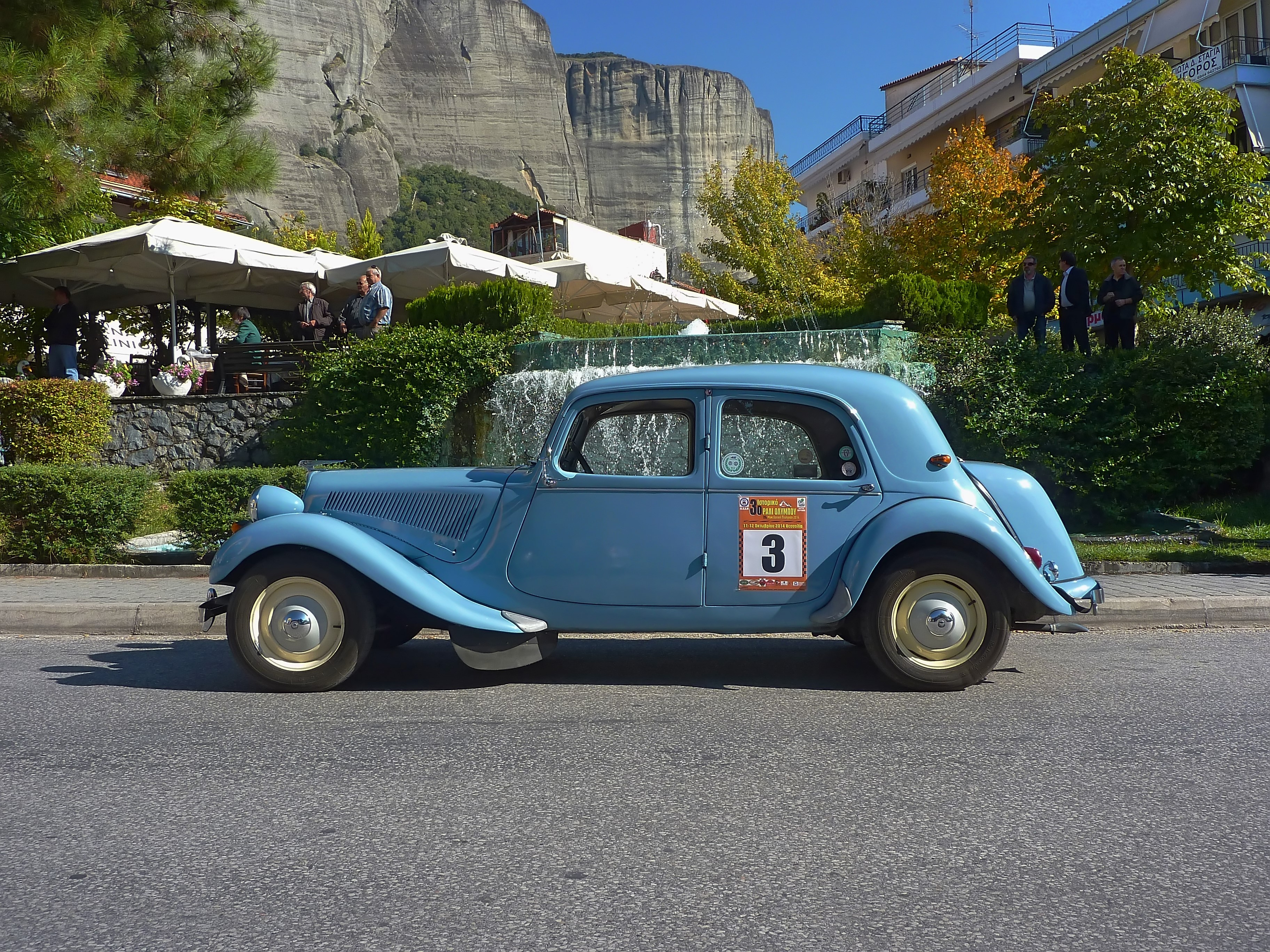 1954 Citroen Traction Avant 11BL  (29)