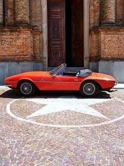 1968 Michelotti TR5 Ginevra Prototype (45)
