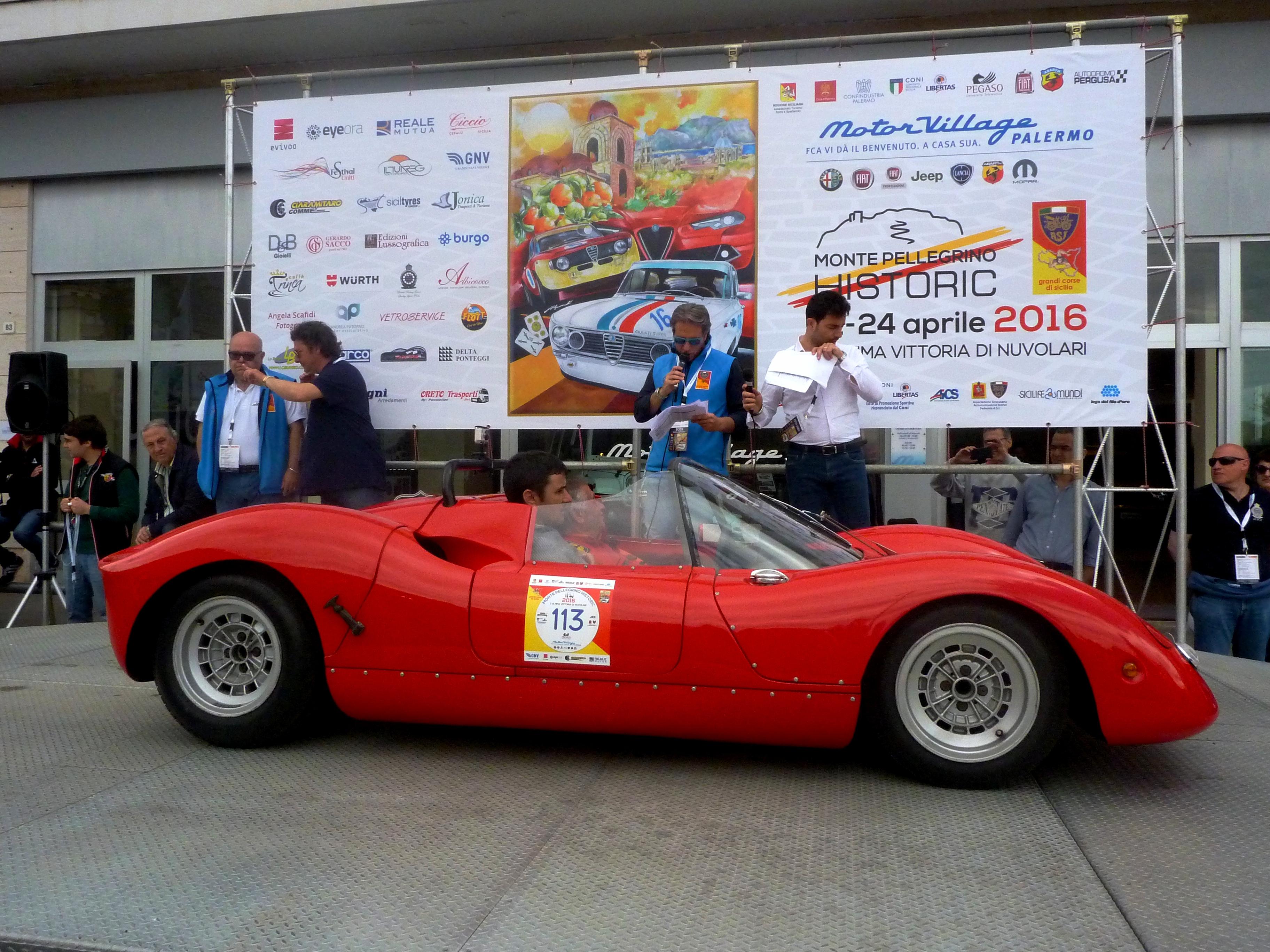 1966  Abarth 1000 SP   (8)