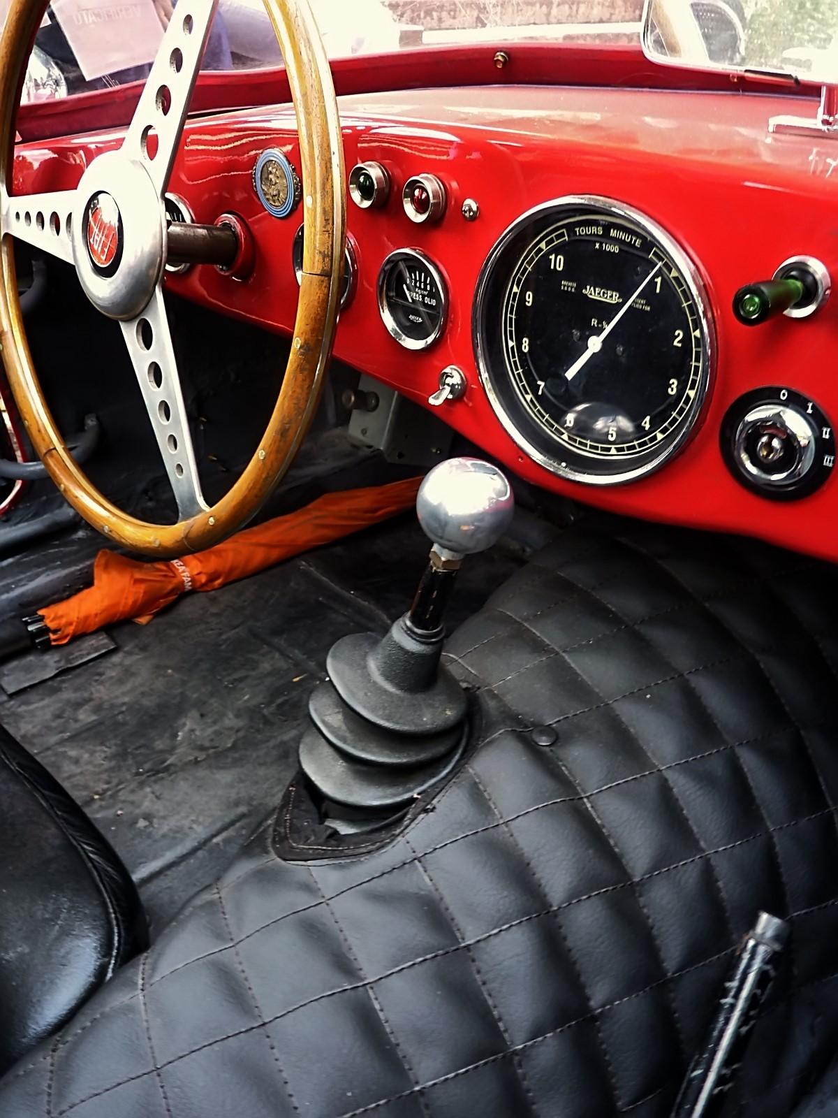 1954 Fiat 1100 Sport Barchetta Patriarca Pininfarina (16)