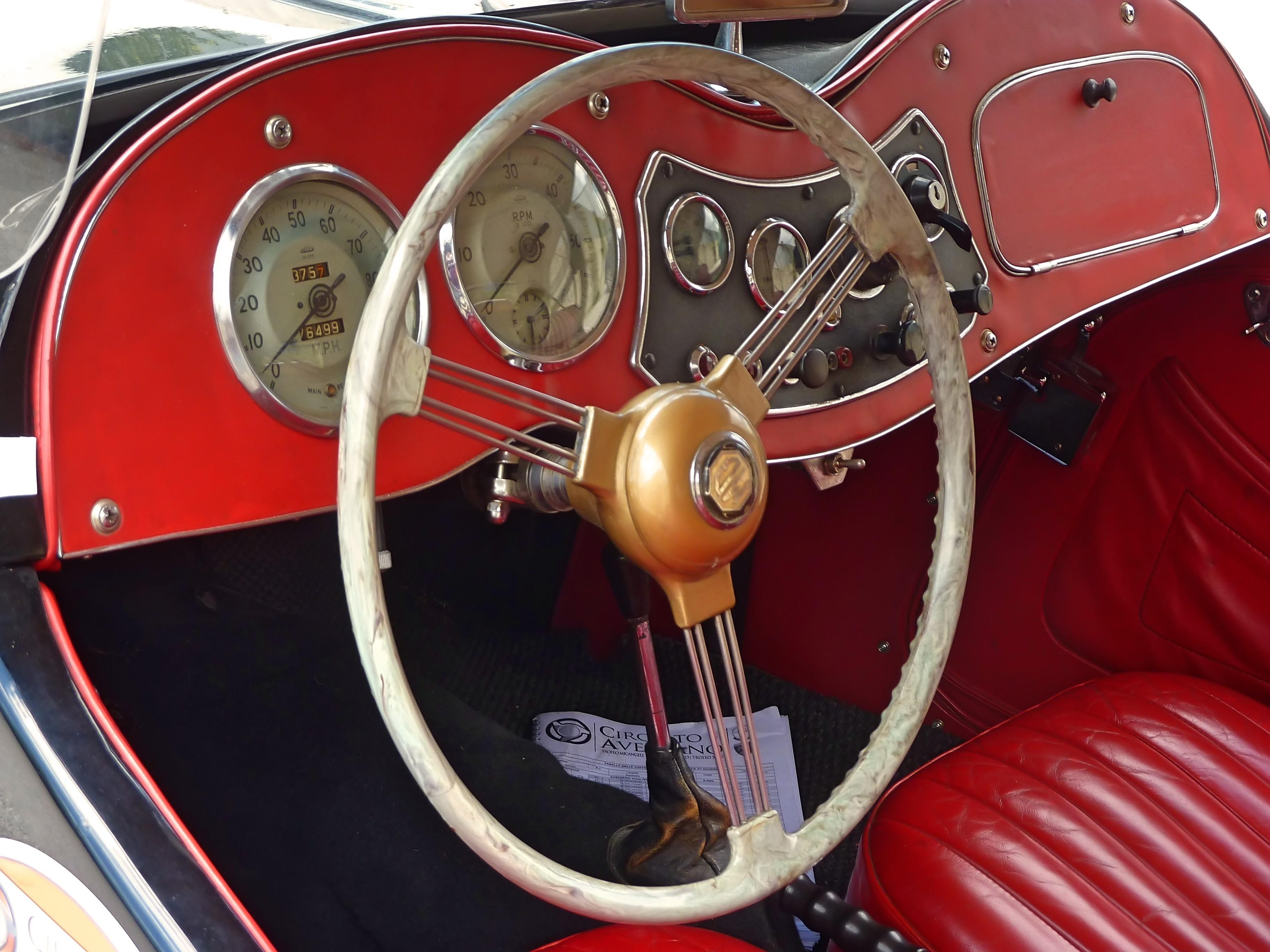 1953 MG TD Mk II (1)