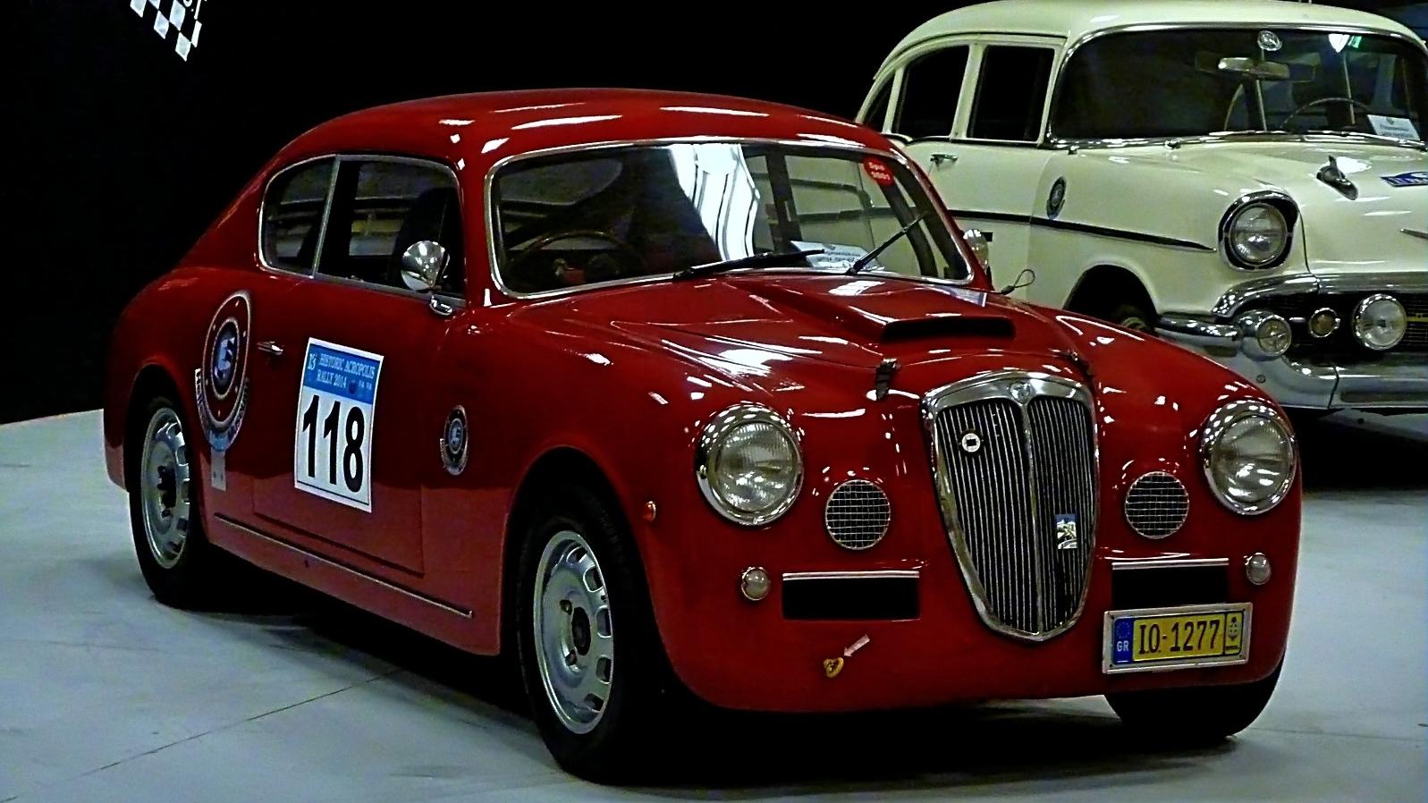 1953 Lancia Aurelia B24 ex L (55)