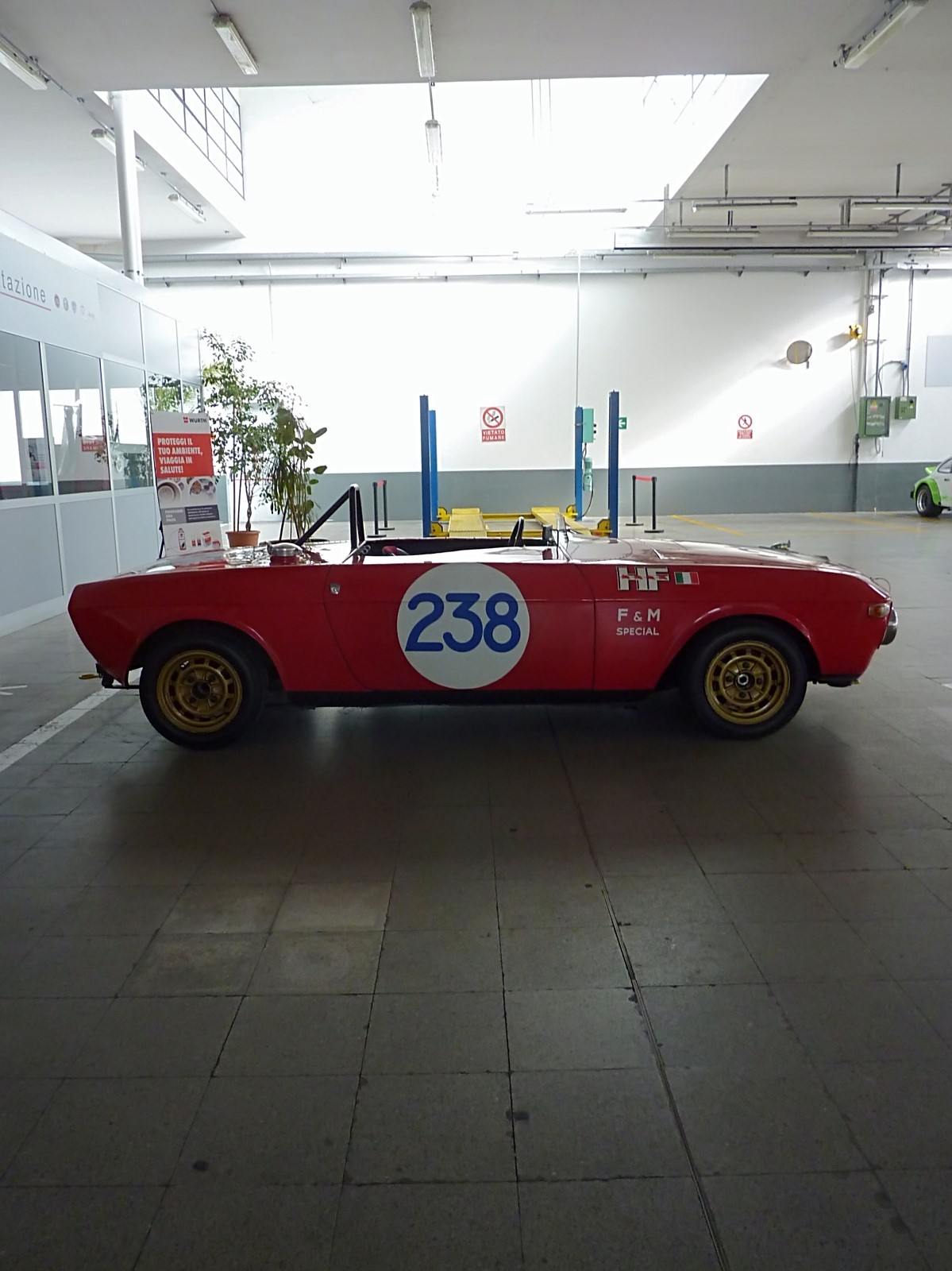 1969 Lancia Fulvia HF Barchetta F&M (Sandro  Munari) (6)