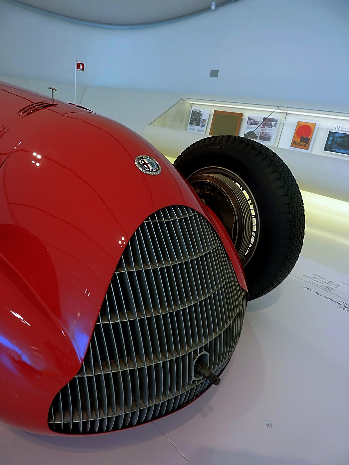 1938 Alfa Romeo Tipo 158 Alfetta  (2)
