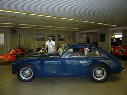 1946 Maserati A6 1500 GT 3C Pinin Farina Berlinetta (11)