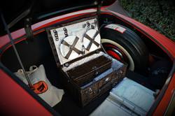 Mercedes Benz pic-nic basket