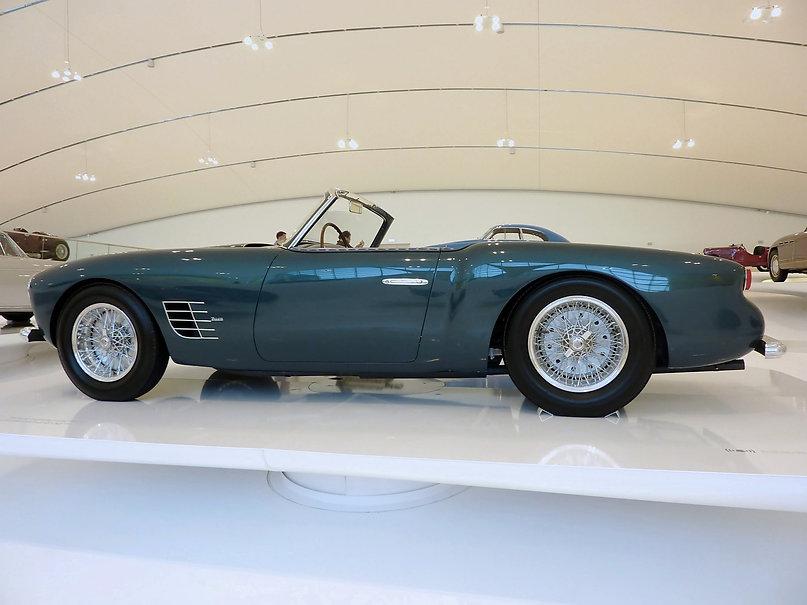 1955 Maserati A6G 2000 Spider Zagato (13