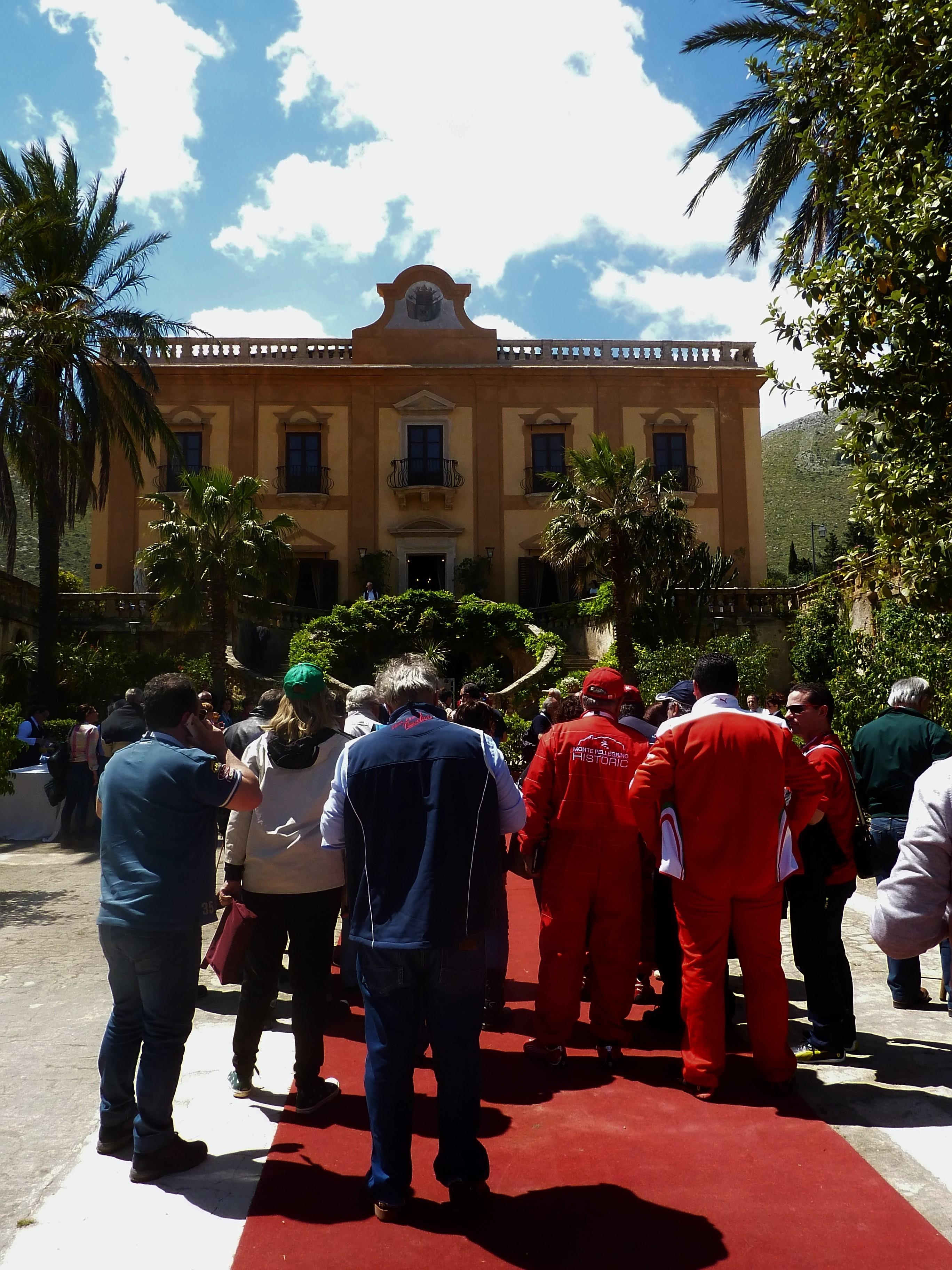 Award ceremony Villa de Cordova (1)