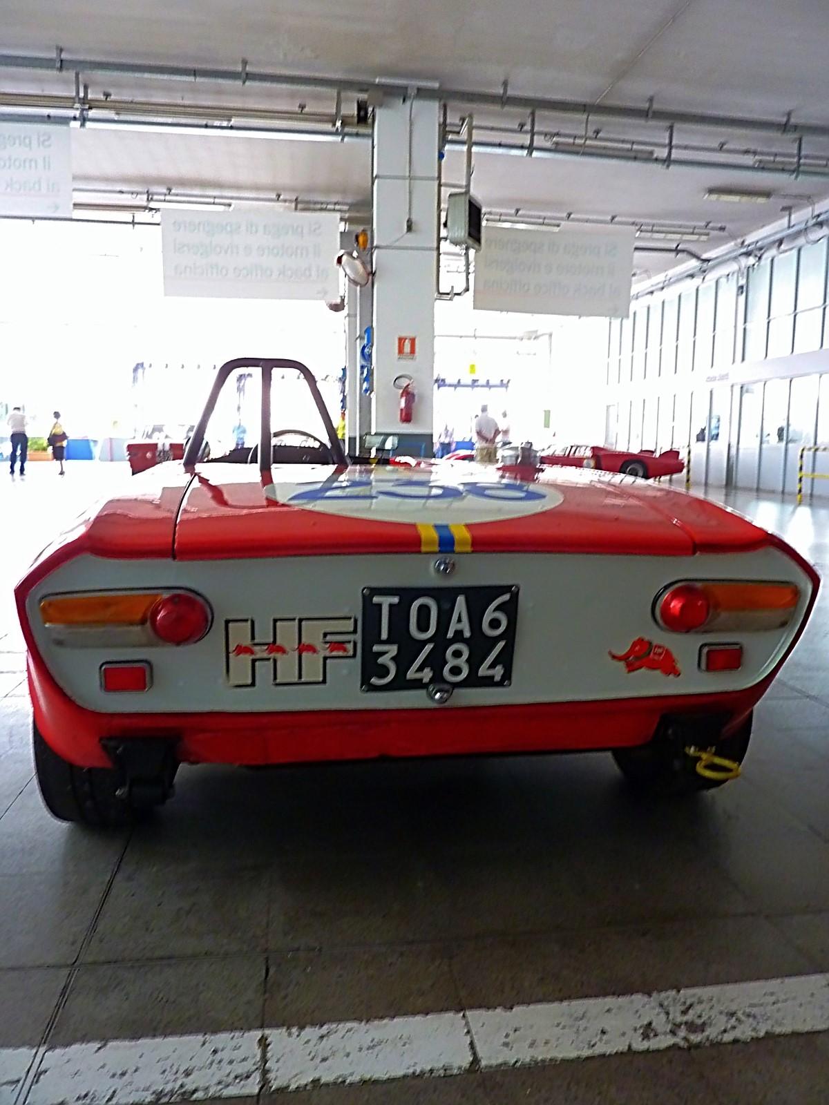 1969 Lancia Fulvia HF Barchetta F&M (Sandro  Munari) (17)
