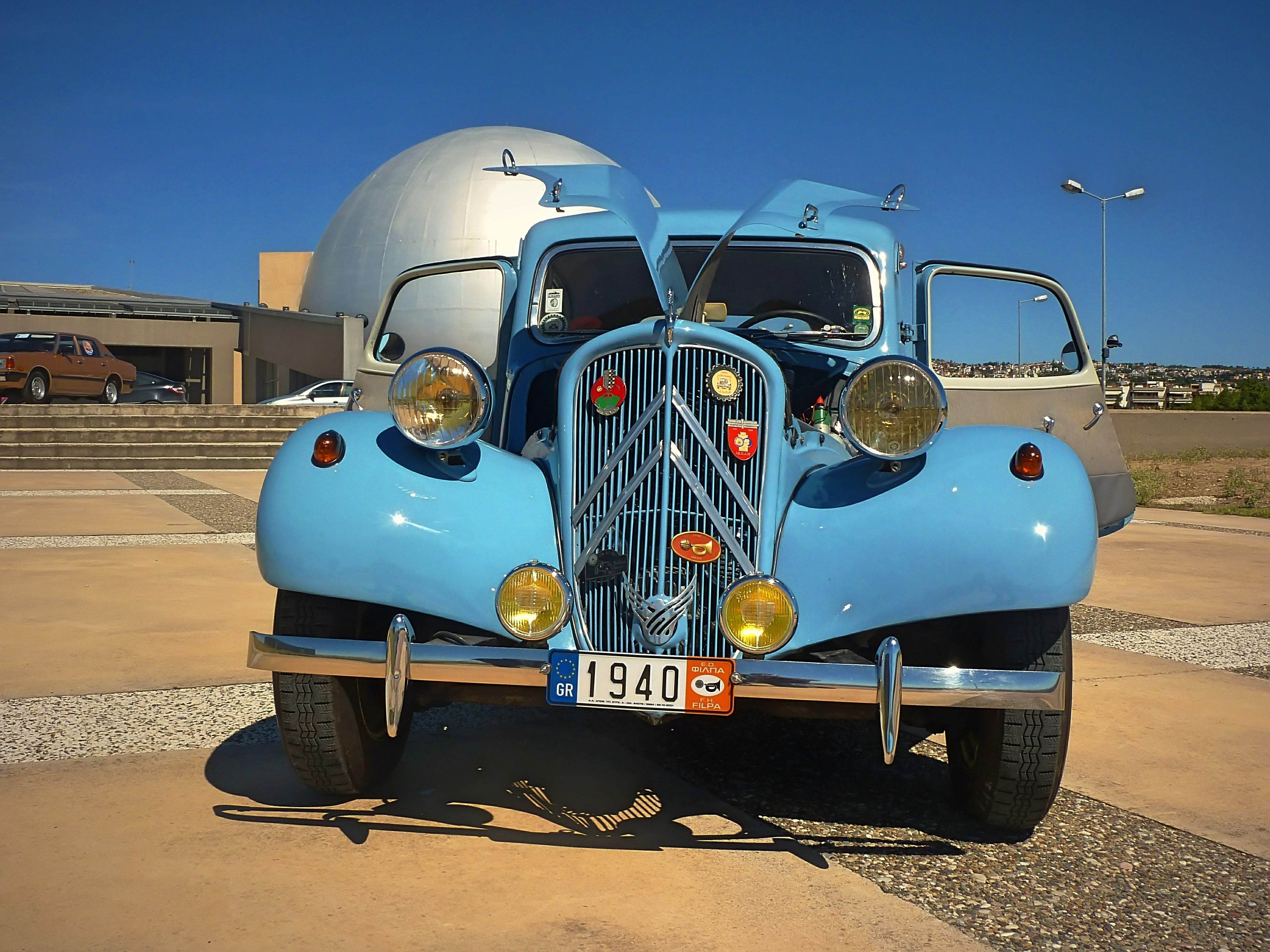 1954 Citroen Traction Avant 11BL  (7)