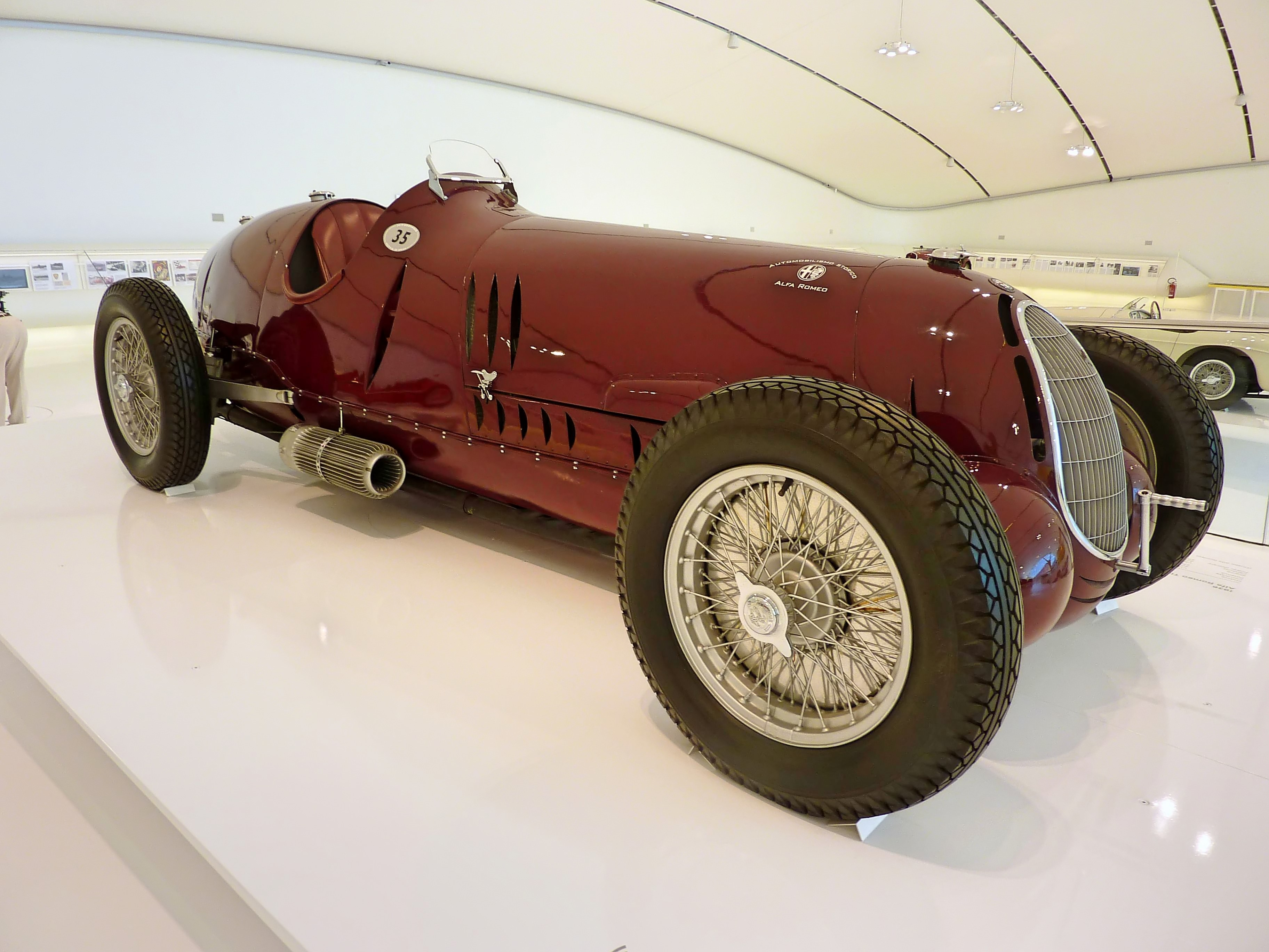 1936 Alfa Romeo Tipo 12C  (11)
