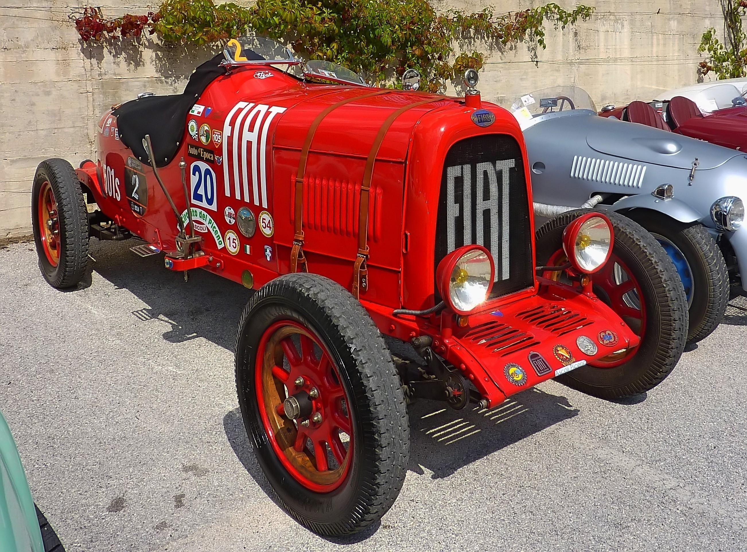 1923 FIAT 501 Sport (3)