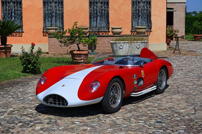 1957 Bandini 750 Sport Internazionale