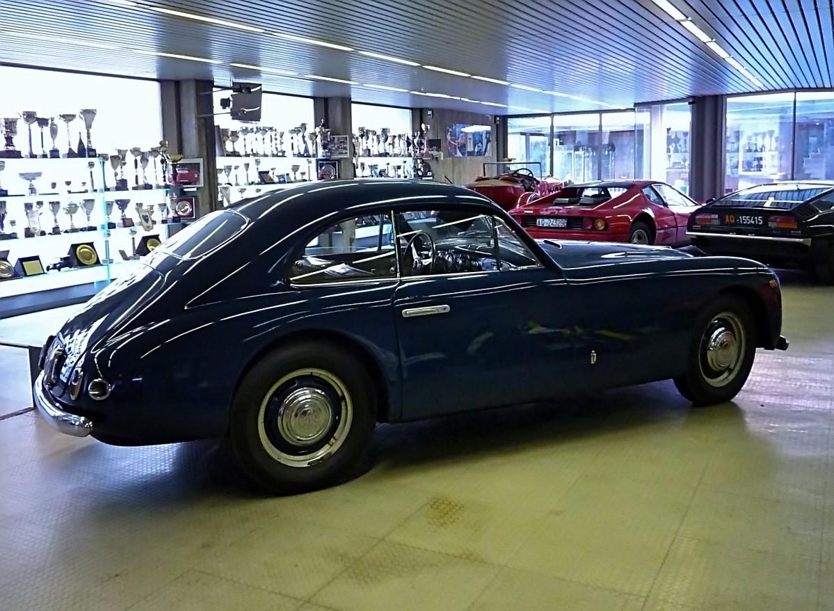 1946 Maserati A6 1500 GT 3C Pinin Farina Berlinetta (5)