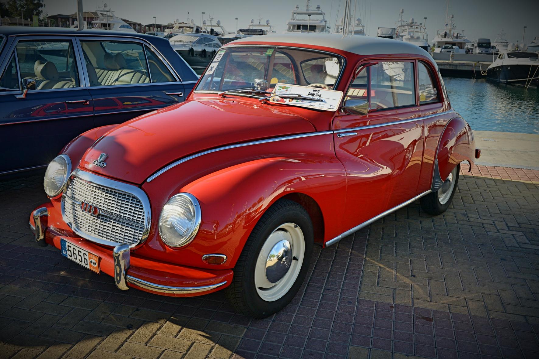 1956 DKW 3=6