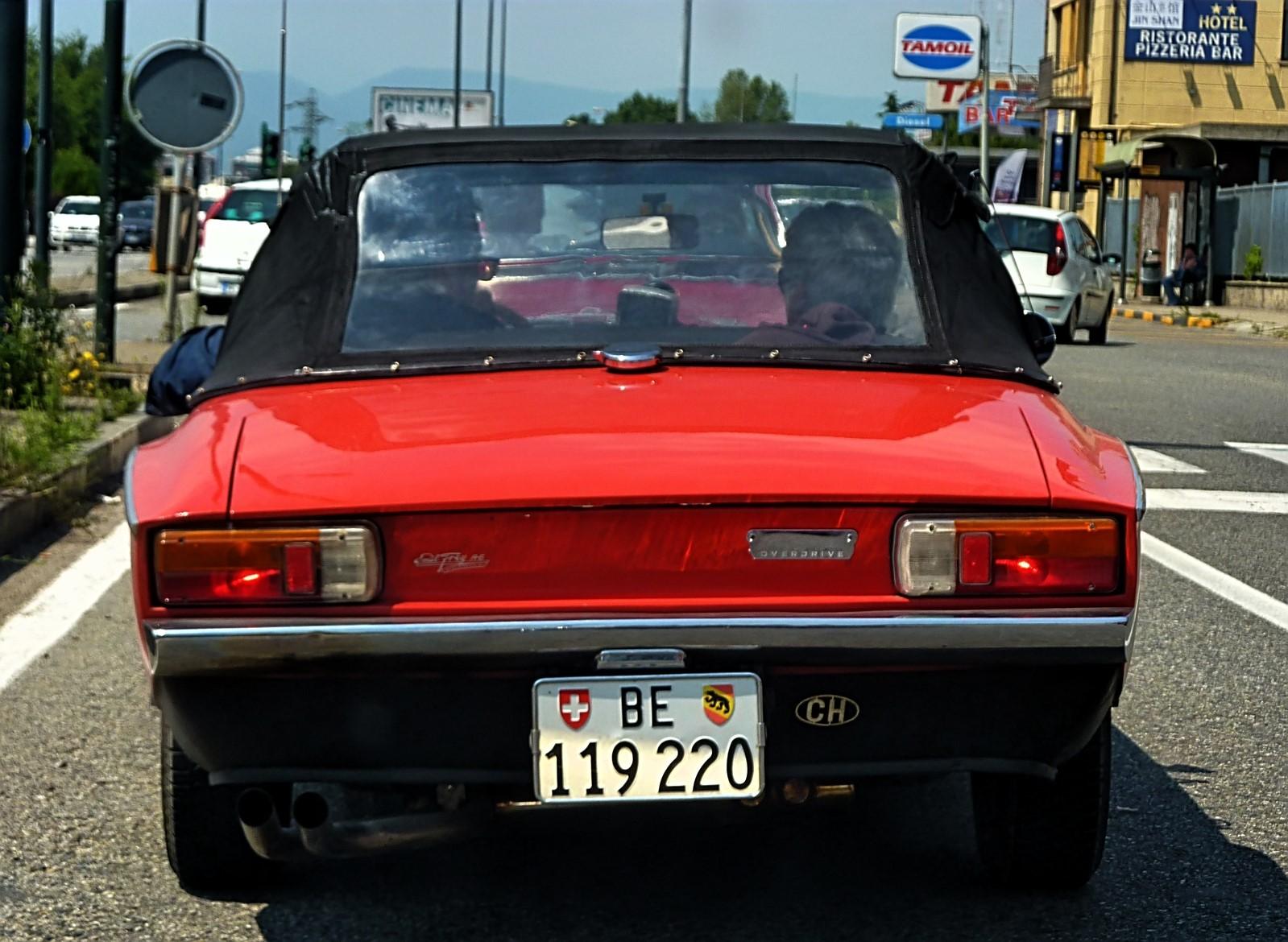 1968 Michelotti TR5 Ginevra Prototype (9)