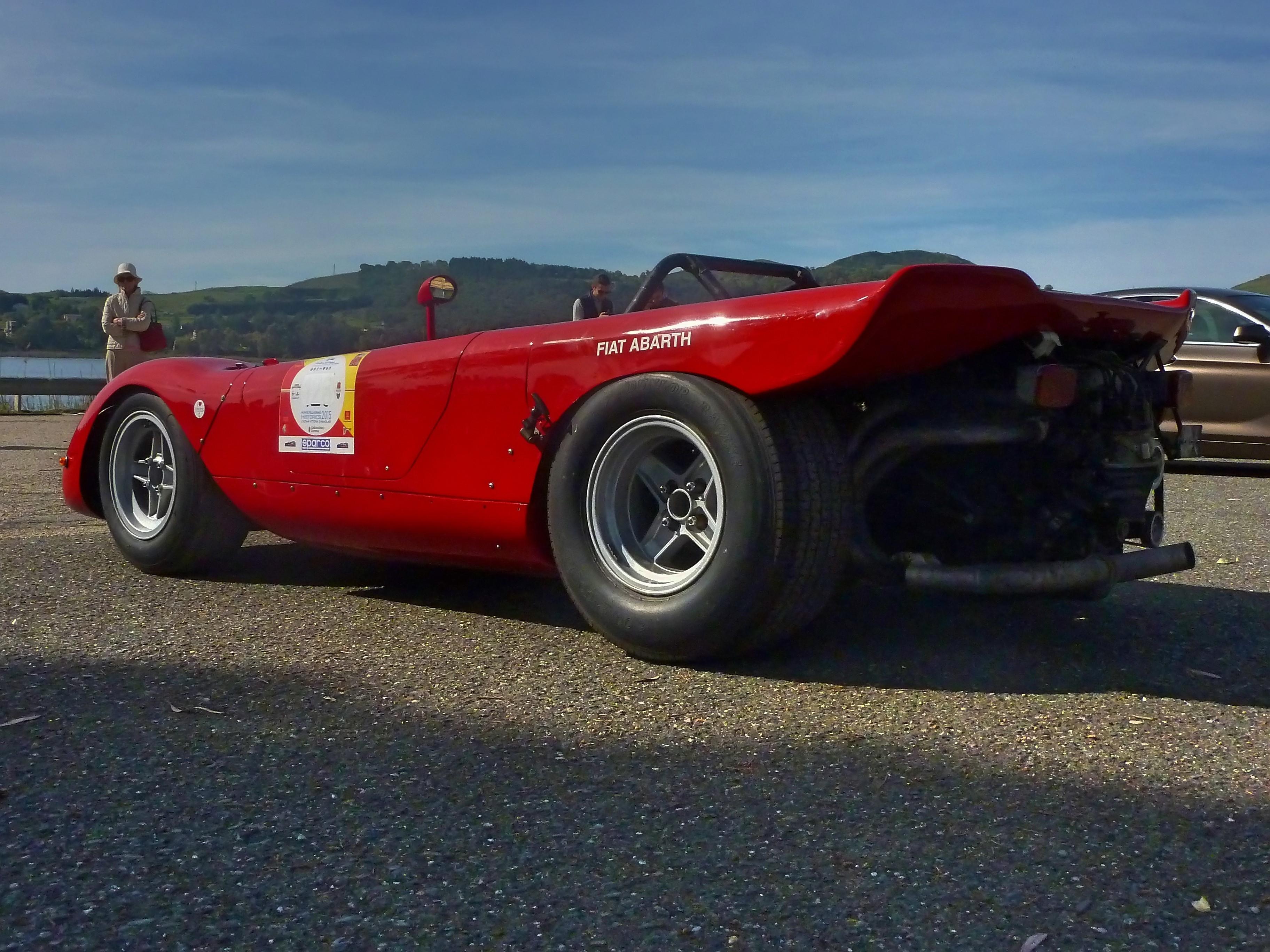 1971 Abarth 1300 SE 018 Biposto Cuneo (8)