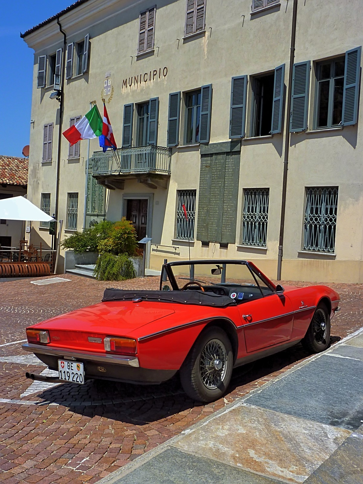 1968 Michelotti TR5 Ginevra Prototype (57)