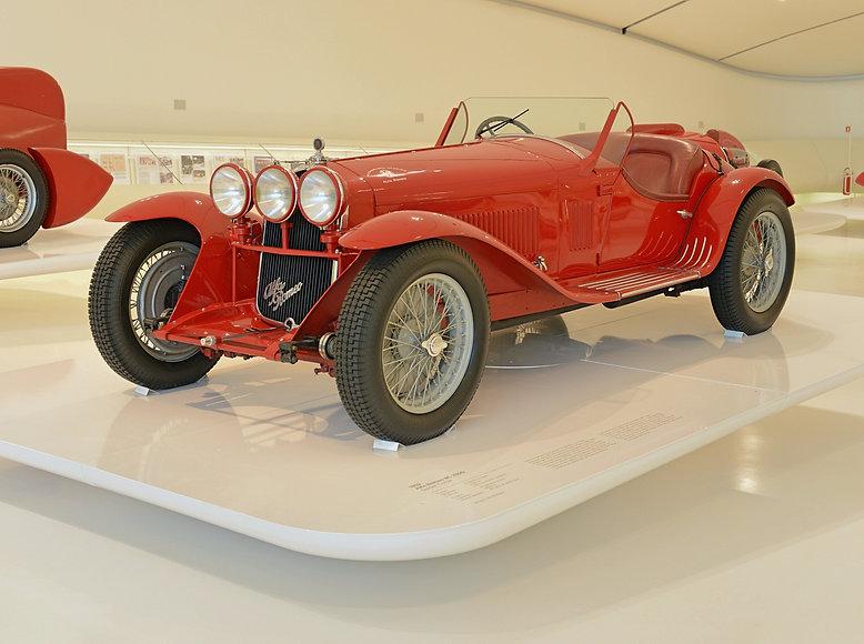 1932 Alfa Romeo 8C 2300 Spider Corsa (8)