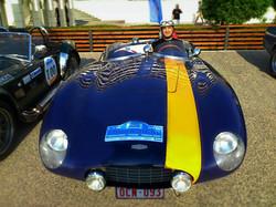 1953 Ockelbo Volvo Sports Racer