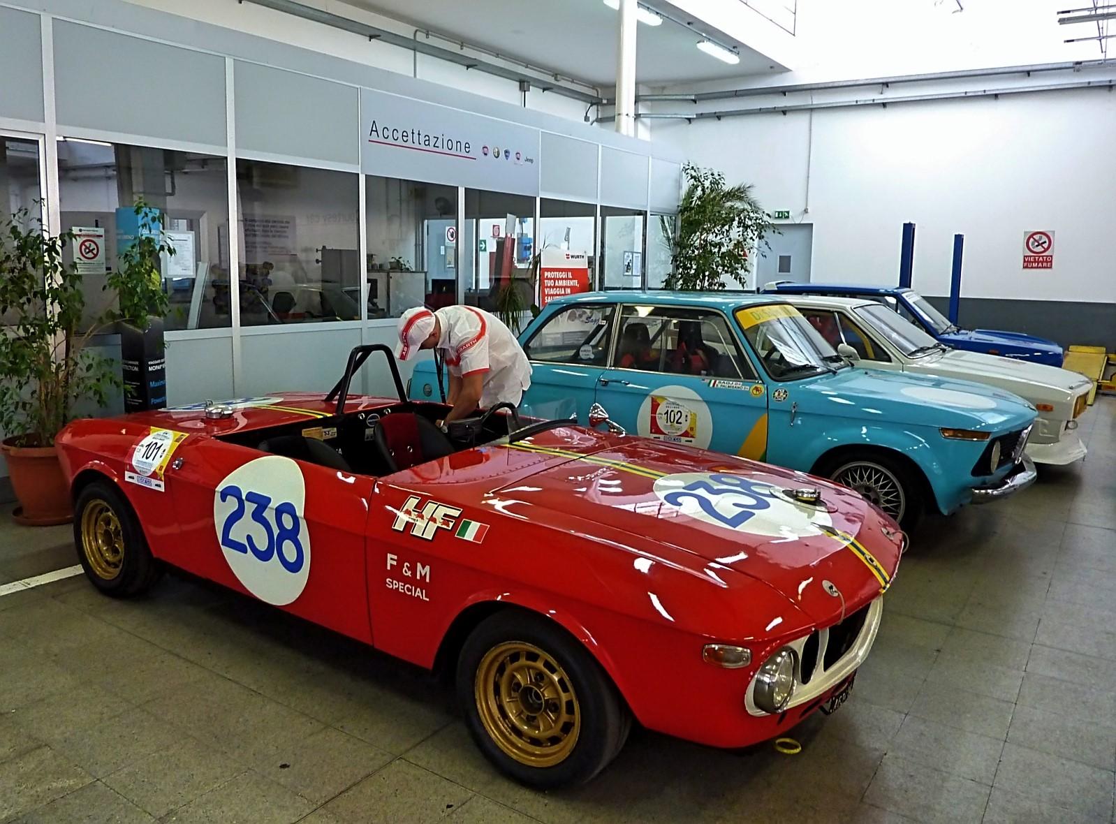 1969 Lancia Fulvia HF Barchetta F&M (Sandro  Munari) (25)