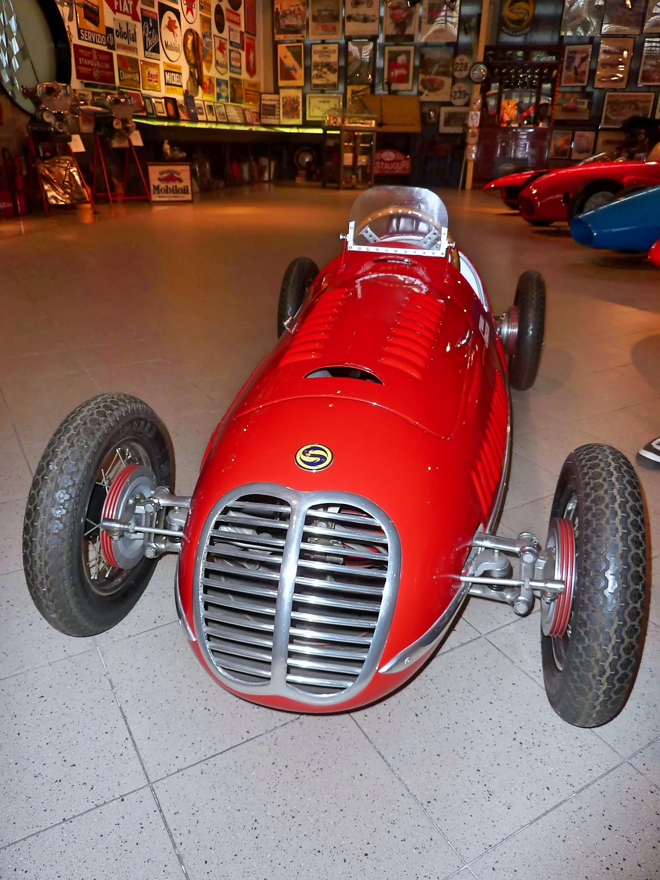 1951 Stanguellini Formula Bambini (7)