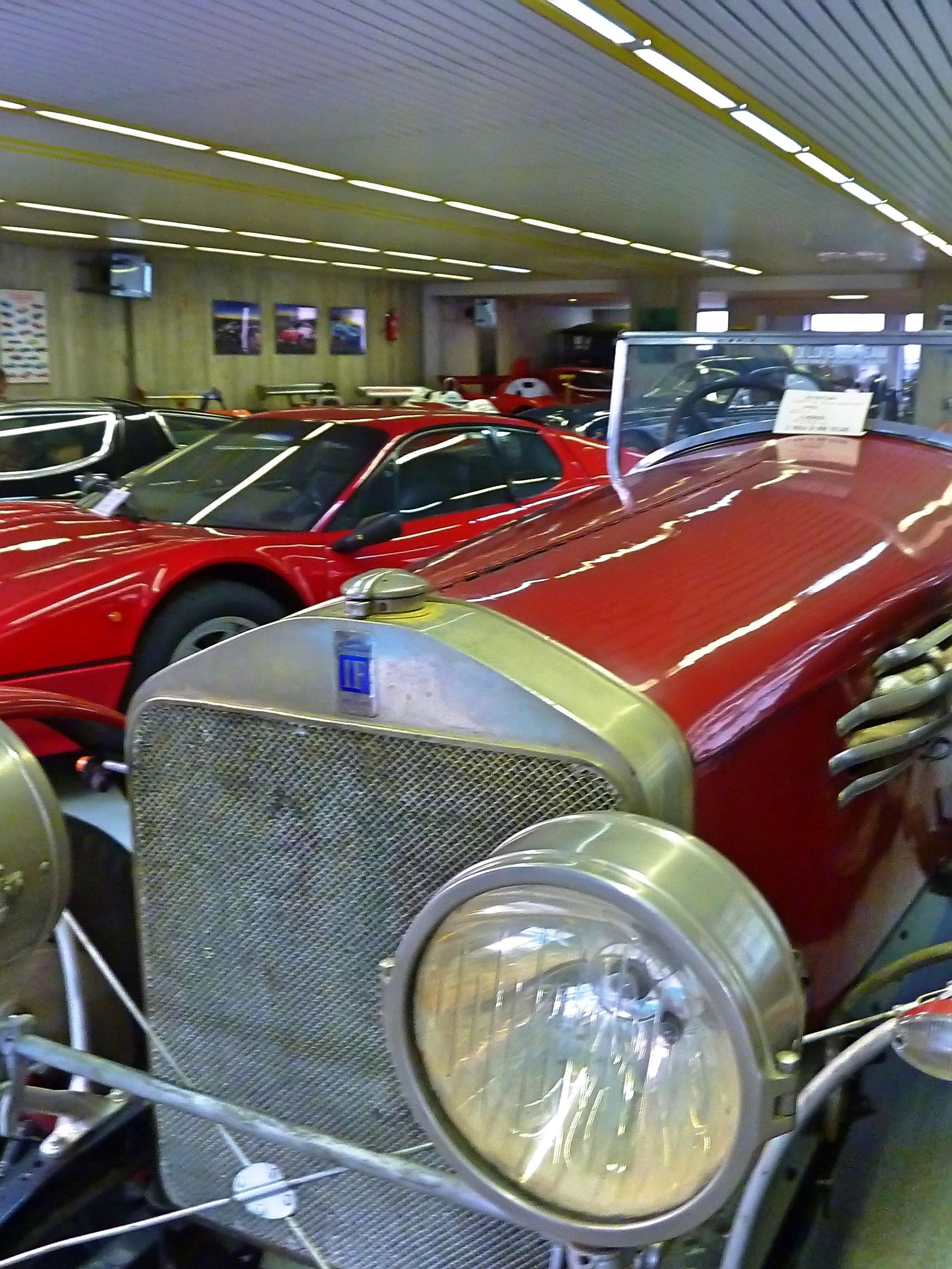 1925 Isotta Fraschini 8A Tipo Corsa (10)