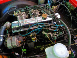 1968 Michelotti TR5 Ginevra Prototype (24)