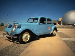 1954 Citroen Traction Avant 11BL  (4)