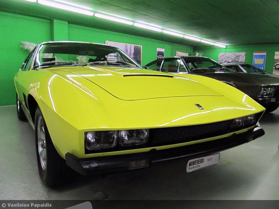 Monteverdi 375 S Berlinetta 1972