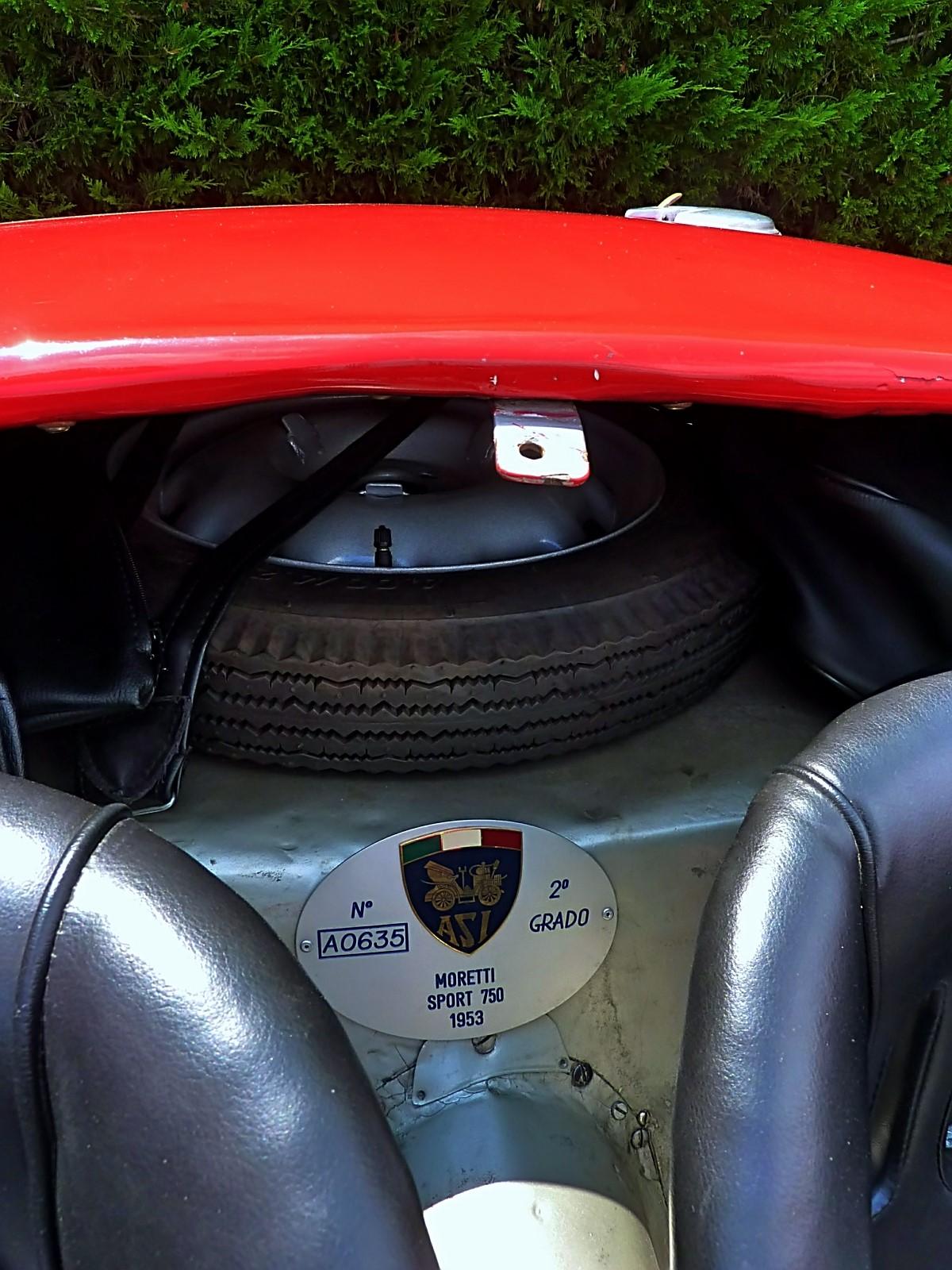 1953 Moretti 750 Sport (15)