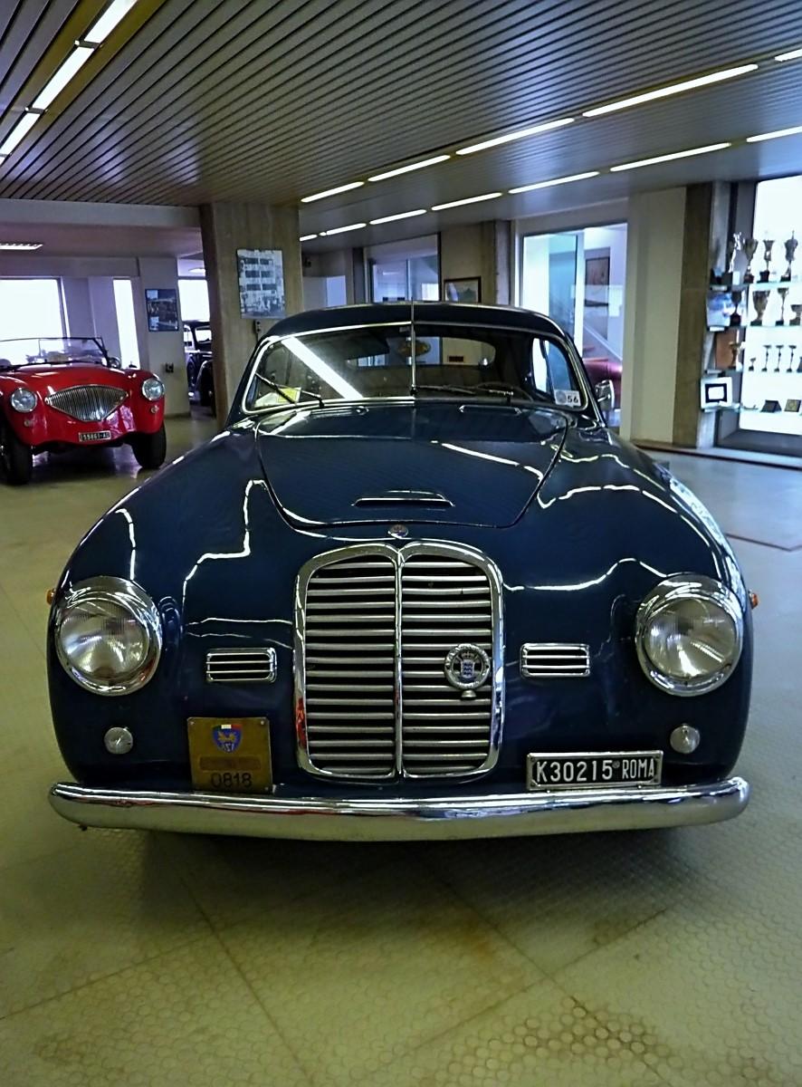 1946 Maserati A6 1500 GT 3C Pinin Farina Berlinetta (2)