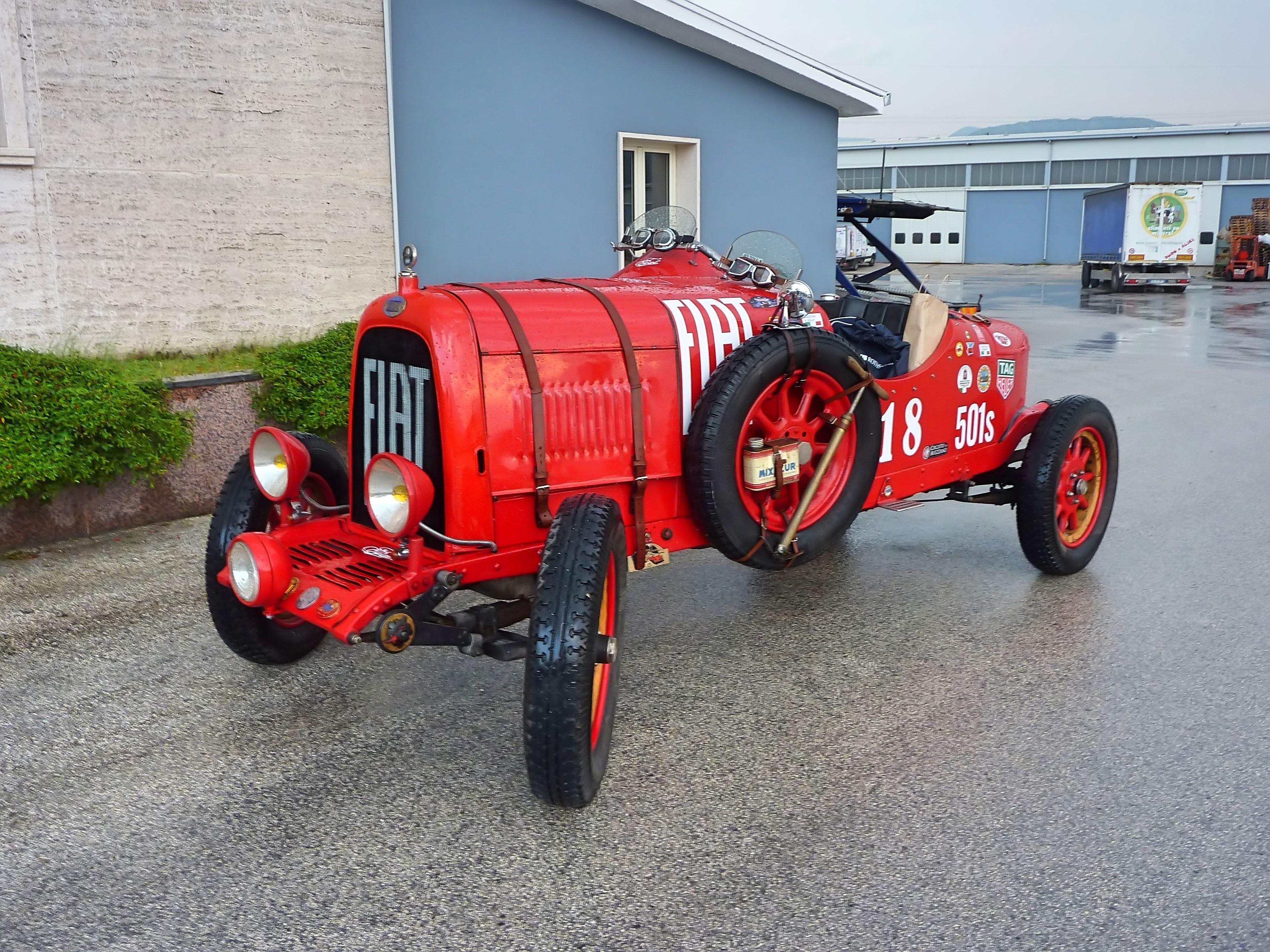 1923 FIAT 501 Sport (14)