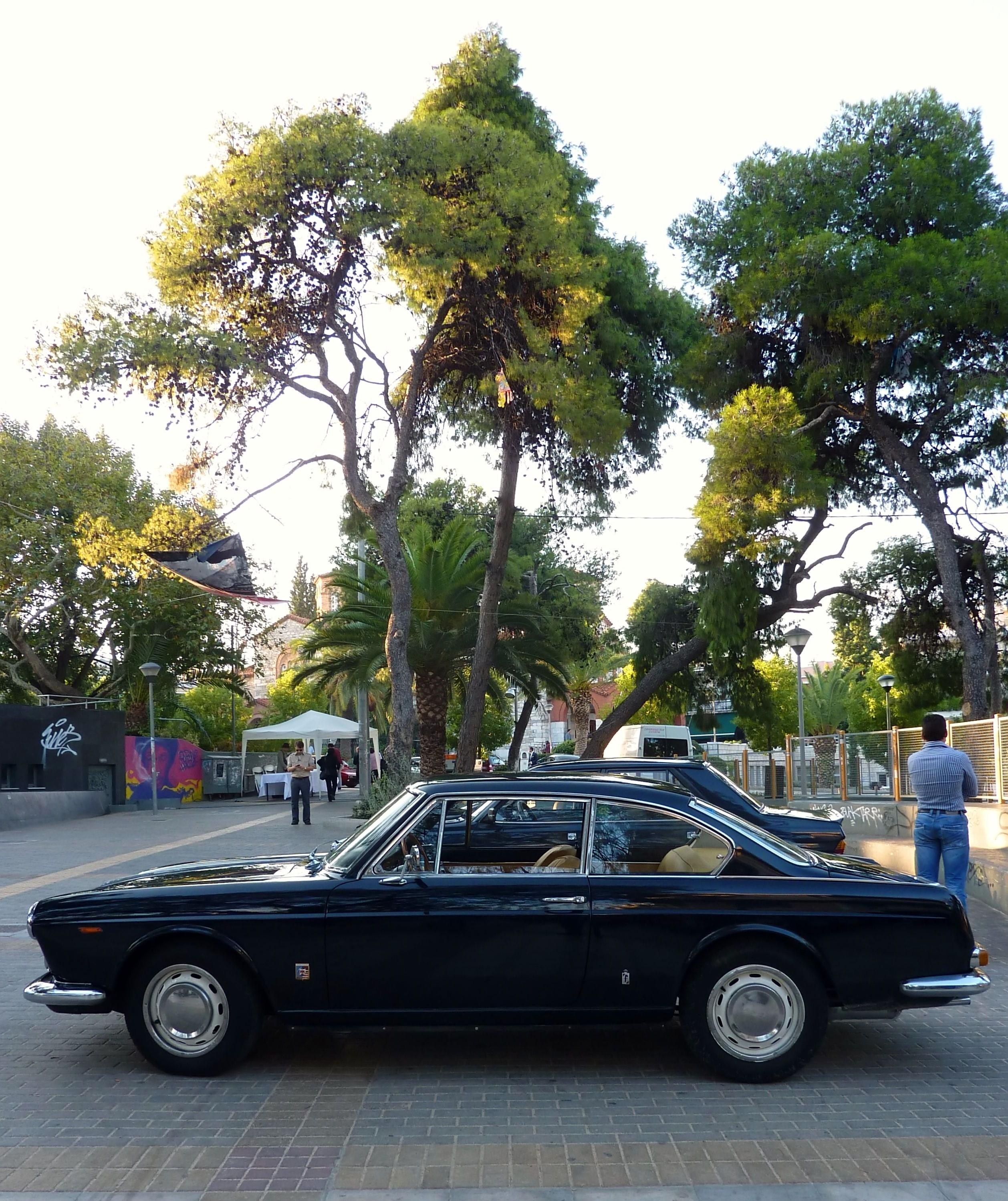 1968 Lancia Flavia PF Iniezione (27)