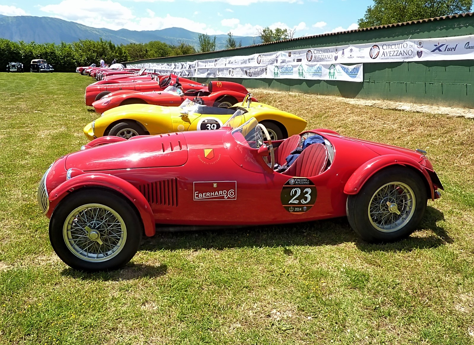 1948 Lancia Aprilia  Paganelli (17)