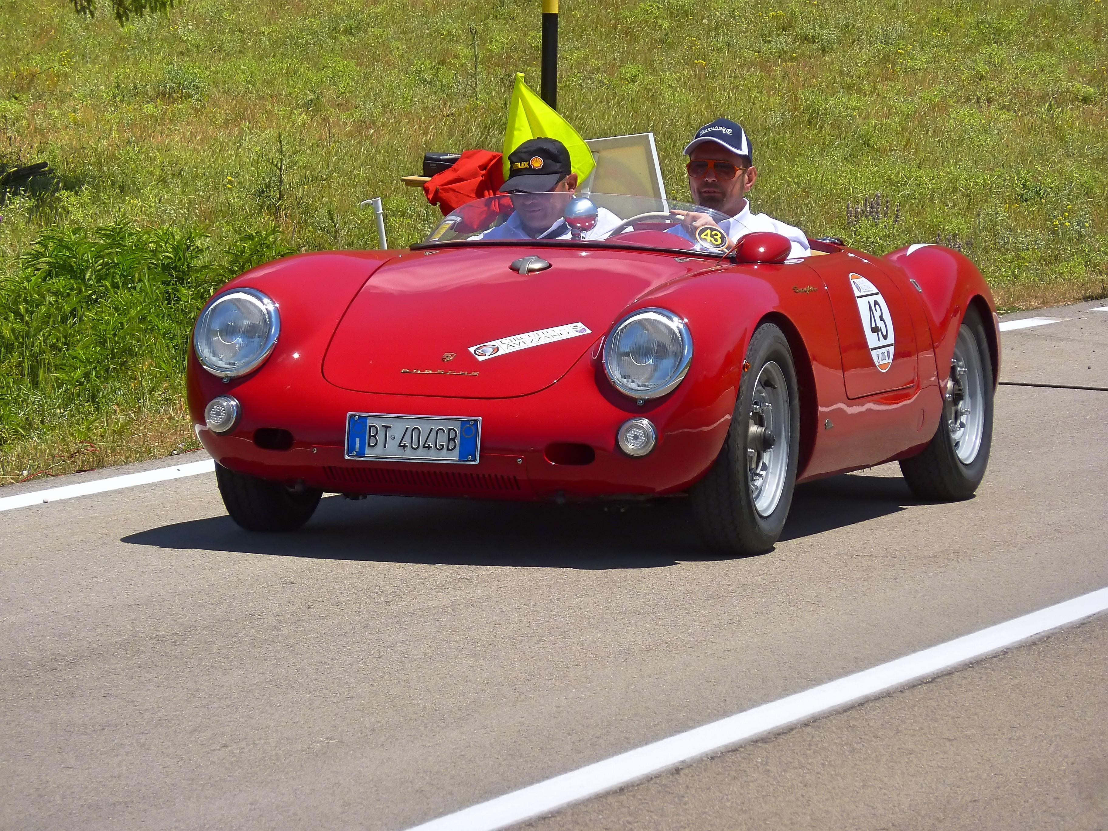 1955 Porsche 550 Spyder (5)