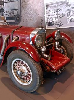 1929 Mercedes Benz SSK  (3)