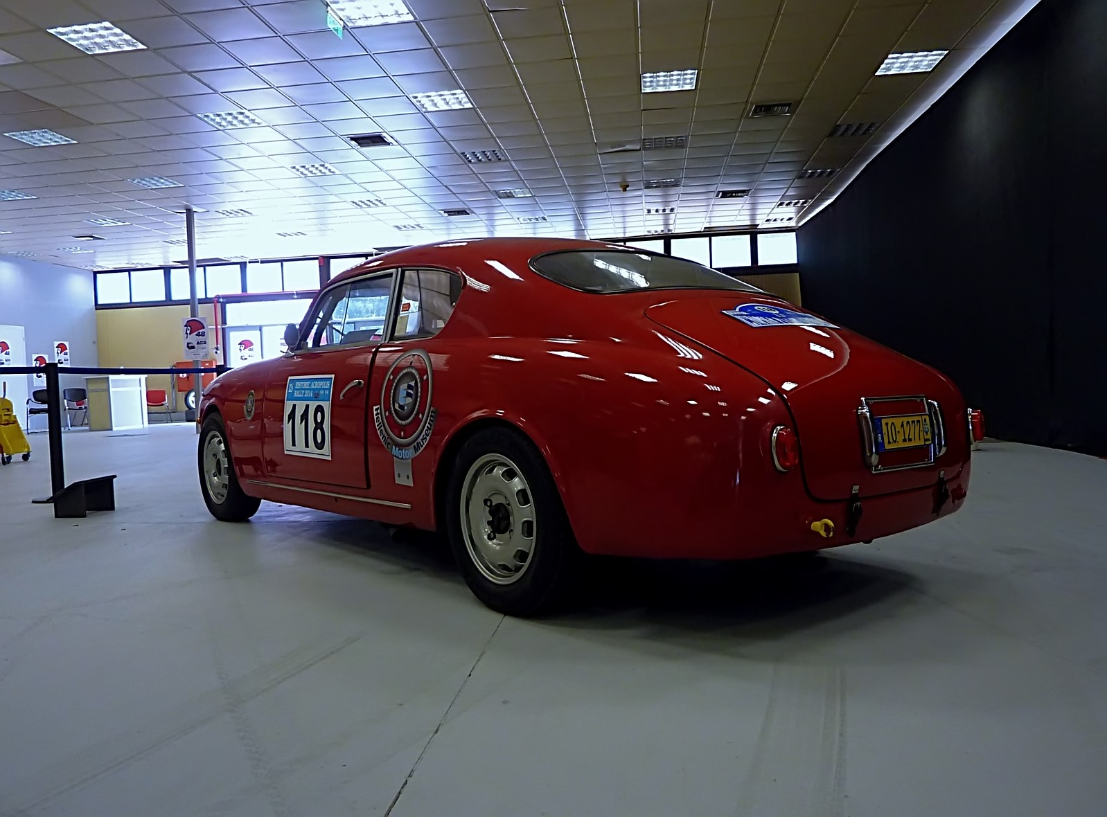 1953 Lancia Aurelia B24 ex L (32)