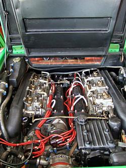 1972 Countach LP400 prototype