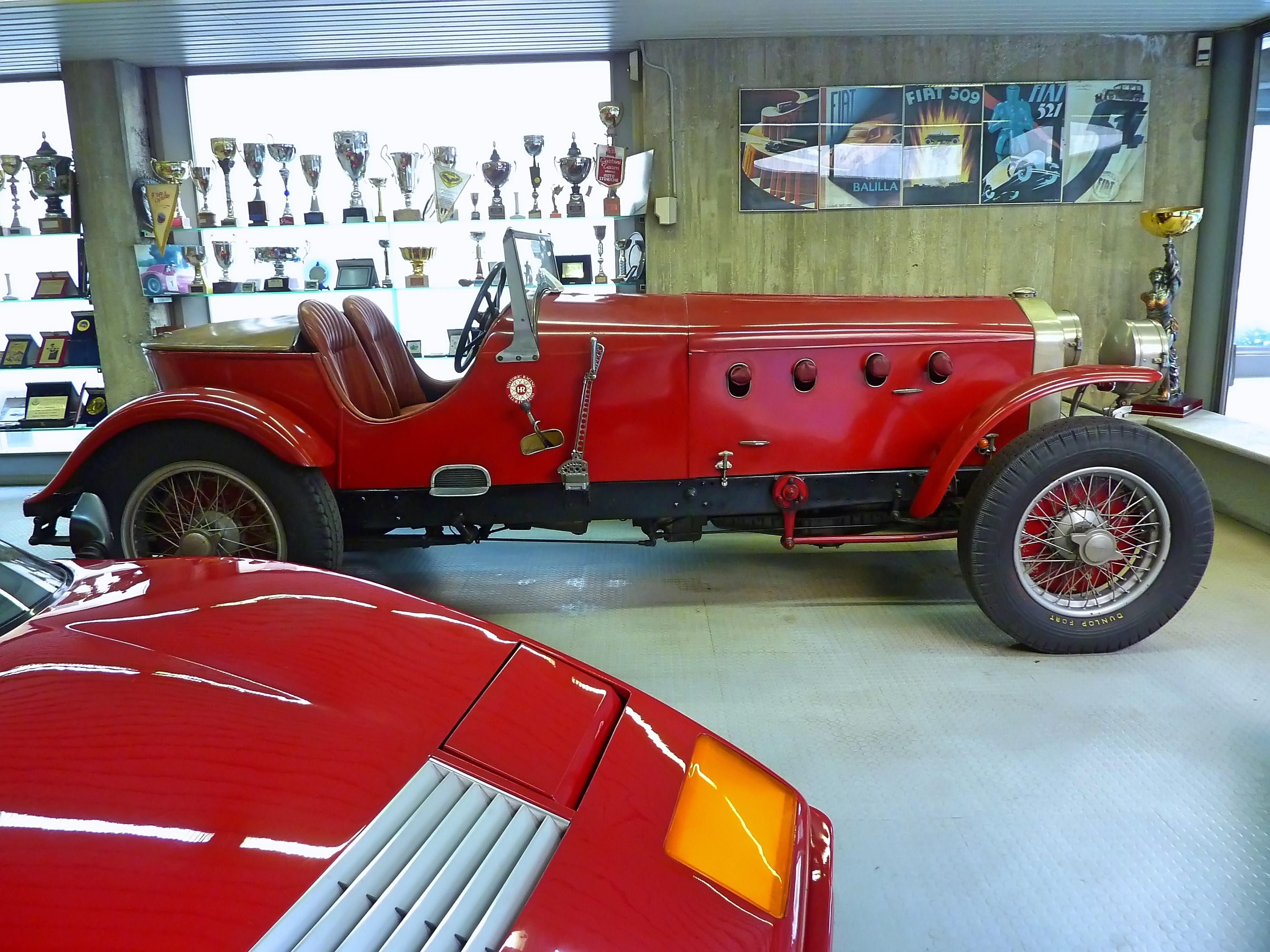 1925 Isotta Fraschini 8A Tipo Corsa (9)
