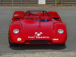 1971 Abarth 1300 SE 018 Biposto Cuneo (23)