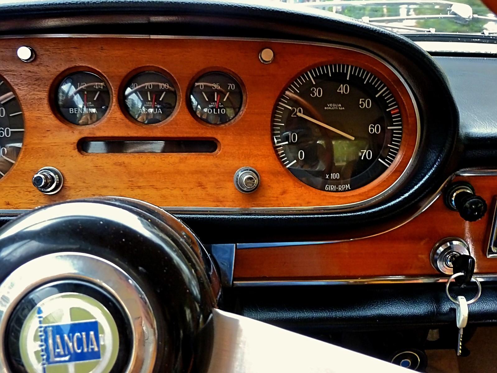 1968 Lancia Flavia PF Iniezione (3)