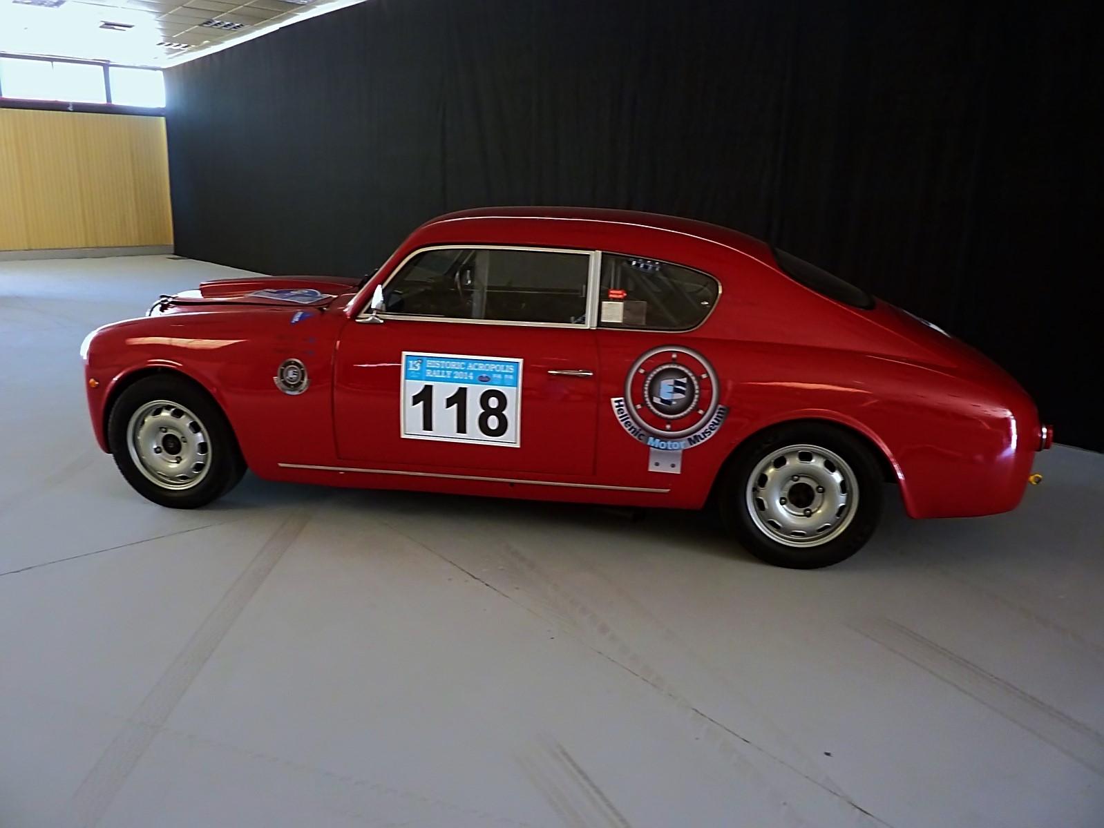 1953 Lancia Aurelia B24 ex L (9)