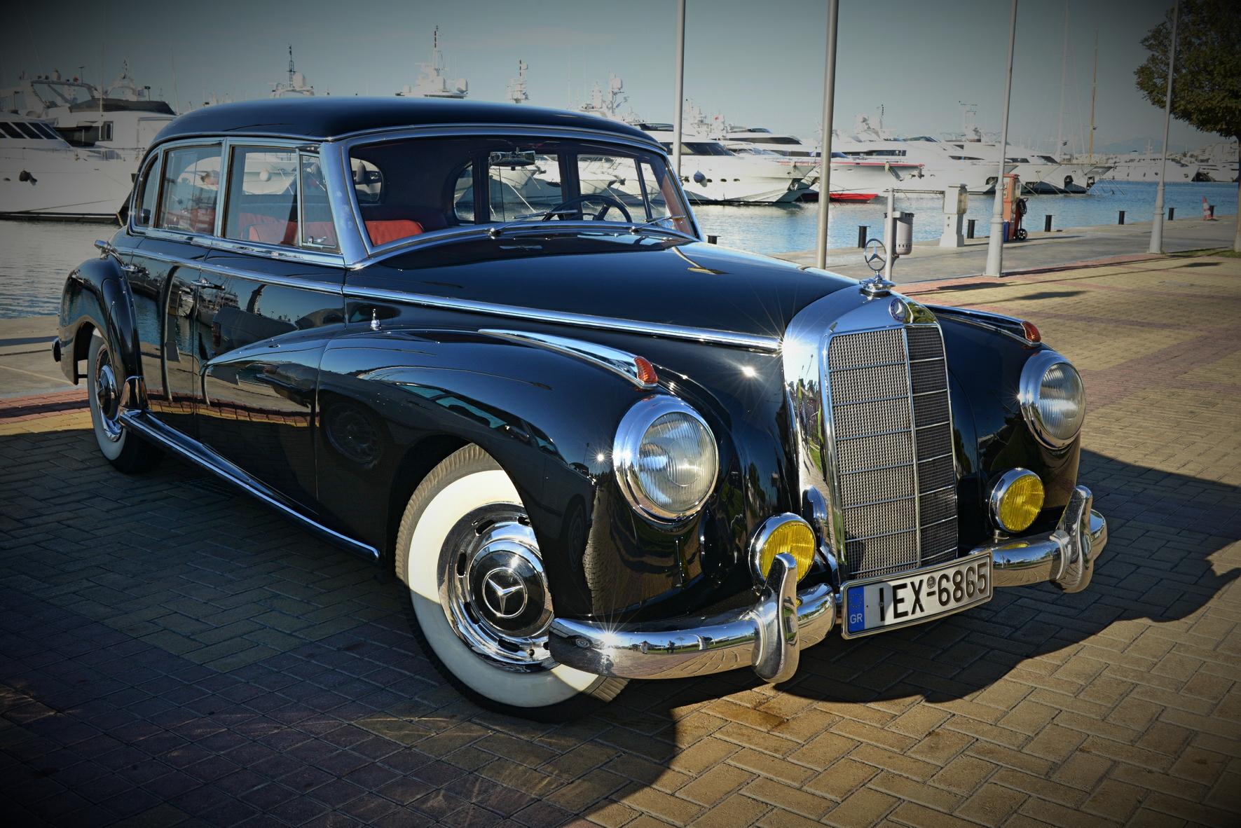 1954 MERCEDES 300B