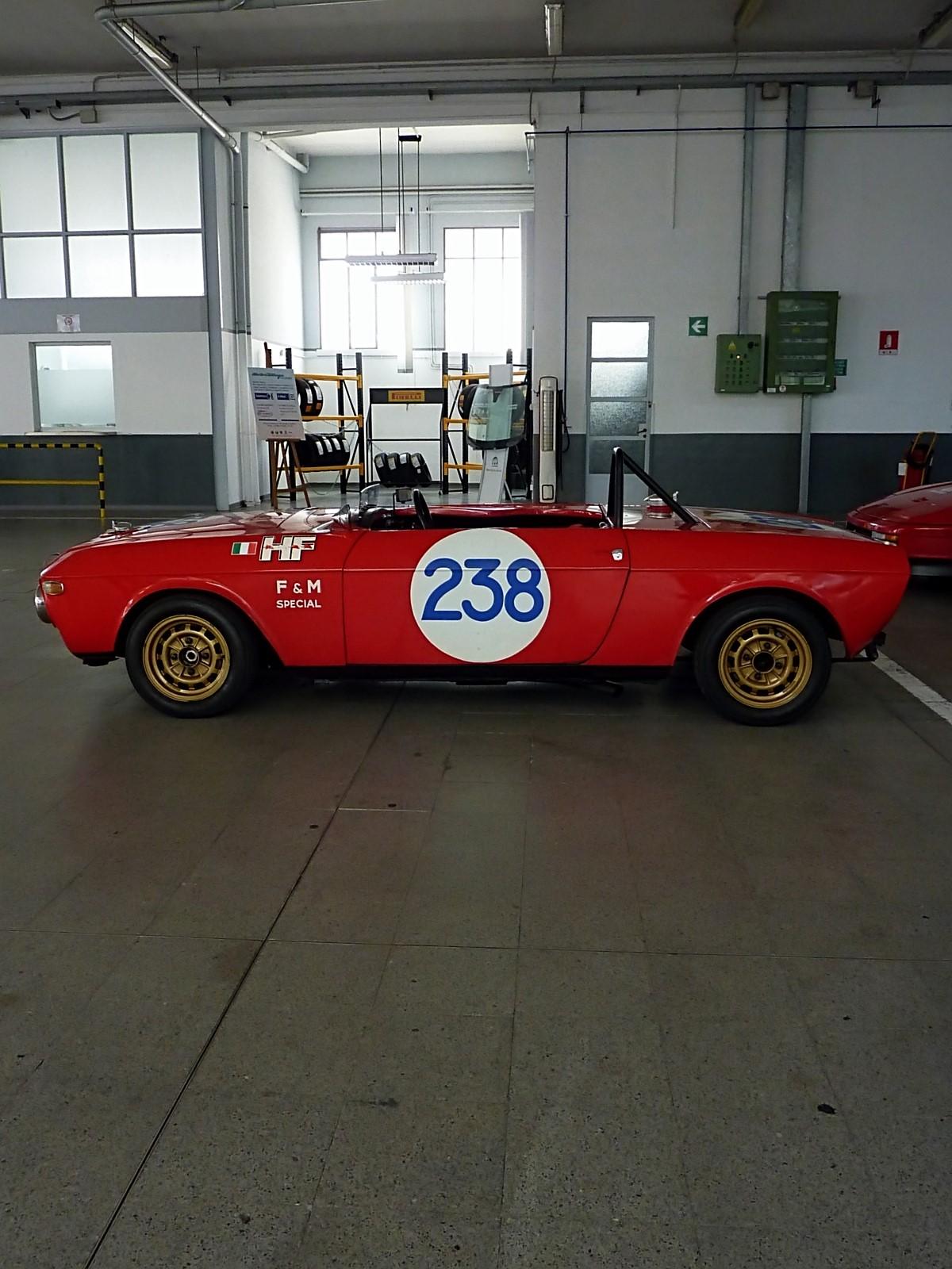 1969 Lancia Fulvia HF Barchetta F&M (Sandro  Munari) (4)